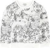 Paul Smith Printed sweatshirt La Tour de Big Apple