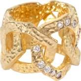 Isharya Goddess Link Duet Ring