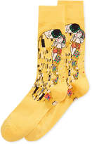 Hot Sox Men's The Kiss Dress Socks