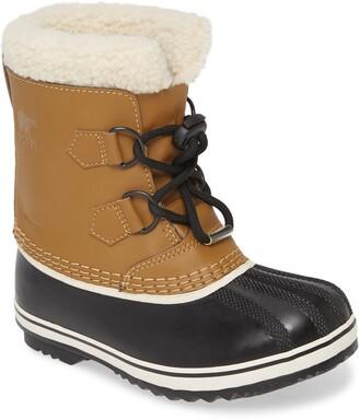Sorel Yoot Pac Waterproof Insulated Snow Boot