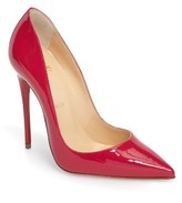 Christian Louboutin Women's 'So Kate' Pointy Toe Pump