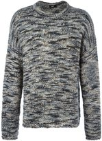 Blood Brother 'Lapin' jumper - men - Acrylic/Viscose/Wool/Alpaca - L