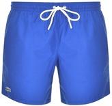 Lacoste Swim Shorts Blue