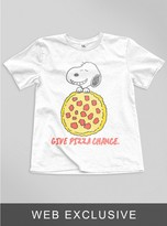 Junk Food Clothing Toddler Boys Give Pizza Chance Tee-elecw-2t