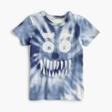 J.Crew Boys' glow-in-the-dark tie-dye Yeti T-shirt