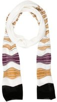 M Missoni Multicolor Stripe Scarf