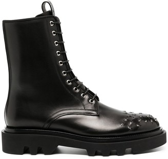 Givenchy Erupting-Stud Ankle Boots