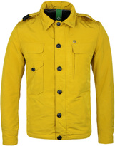 Ma.strum Industrial Gold Cpo Padded Outershirt