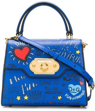 Dolce & Gabbana Welcome tote bag