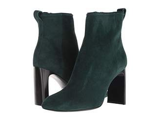 Rag & Bone Ellis Bootie (Forest Green Suede) Women's Shoes