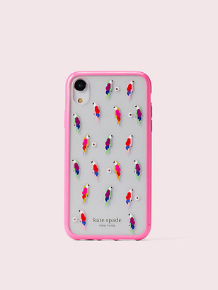 Kate Spade Jeweled Flock Party Iphone Xr Case