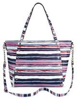 Merona Weekender Bags Sam & Libby Blue Stripe