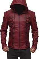 BlingSoul Roy Harper Arrow Jacket PU Leather (L)
