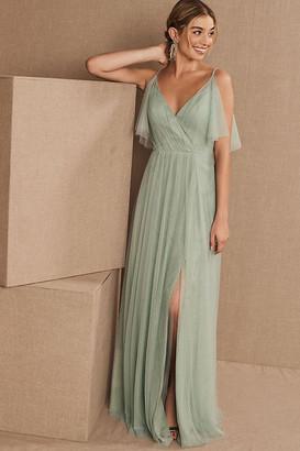 Jenny Yoo Aeryn Dress By in Green Size 0