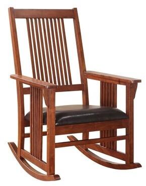 Red Barrel Studio Baryram Rocking Chair