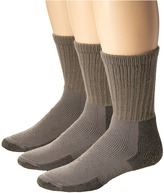 Thorlos Hiking Crew 3-Pair Pack Crew Cut Socks Shoes