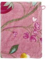Pip Studio Floral Fantasy Towel - Pink - Wash Mitt