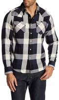 Levi's Barstow Western Plaid Woven Shirt