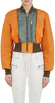 Ben Taverniti Unravel Project Women's Inside-Out Bomber Jacket