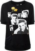 Coach Elvis Presley T-shirt - women - Cotton - M