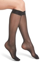 Wolford Women's Knee High Stay-Up Stockings