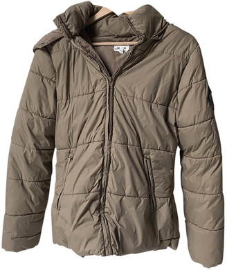 Bel Air Camel Polyester Coats
