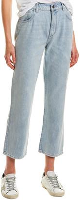 DL1961 Premium Denim Jerry Rowan High-Rise Vintage Straight Leg
