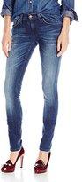 Nudie Jeans Women's Tight Long John Power Stretch Denim