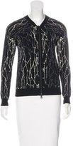 Jonathan Simkhai Printed Knit Jacket