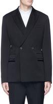 Haider Ackermann Double breasted virgin wool blazer