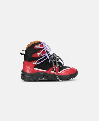 Stella Mccartney Kids Stella McCartney hiking boots