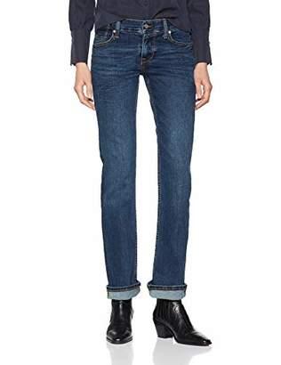 Mustang Women's Girls Oregon Straight Jeans,W29/L34
