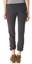Monrow Granite Jersey Vintage Sweatpants