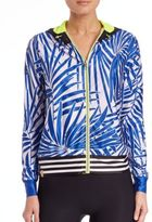 Monreal London Curacao Printed Performance Jacket