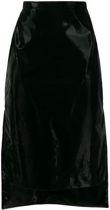 No.21 Double Split Detail Skirt