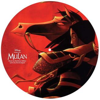 Alliance Entertainment Disney 'Mulan' Original Motion Picture Soundtrack LP Vinyl Record