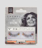 New Look Cheryl Eyelure Black 114 Fake Eyelashes