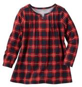Osh Kosh Girl's Plaid Flannel Tunic