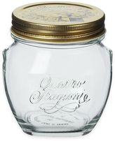 Bormioli Quattro Stagioni Amphora Canning Jar in Clear