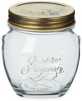 Bormioli Quattro Stagioni Amphora Canning Jar in Clear