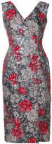 Erdem floral print dressv-