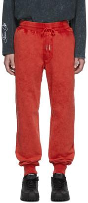 Rochambeau Orange Yves Scherer Edition Jogger Lounge Pants