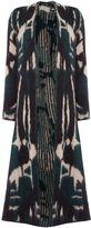 InWear Long patterned cardigan