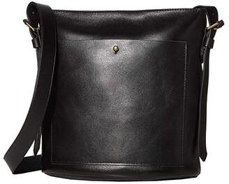 Madewell Classic Transport Bucket Bag