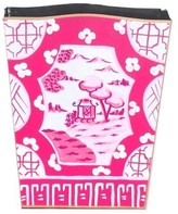 The Well Appointed House Dana Gibson Canton in Pink Wastebasket