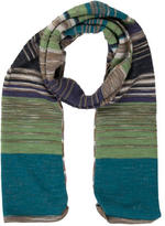 Missoni Multicolor Wool Scarf