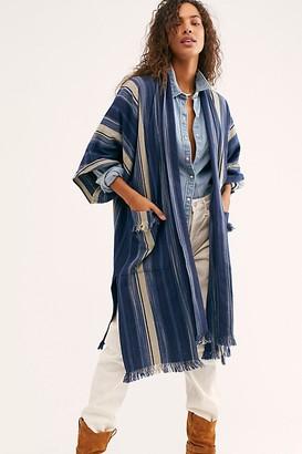 Free People Odyssey Stripe Kimono