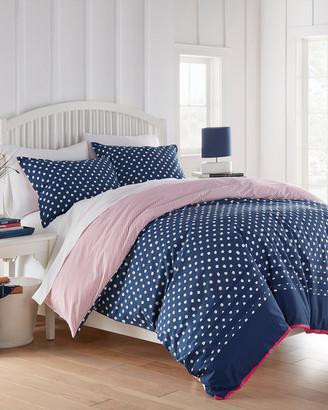 Poppy & Fritz Yvie Navy Comforter Set