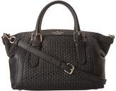 Kate Spade New York Mercer Ile Small Sloan Satchel Handbag