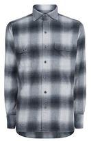 Tom Ford Flannel Check Shirt